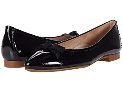 Paul Green Conner Flat (Ocean Crinkled Patent) Women