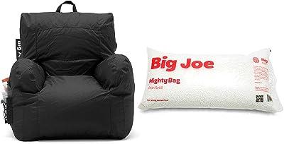 Amazon.com: Big Joe – Puf para niños, bolsa para perro ...