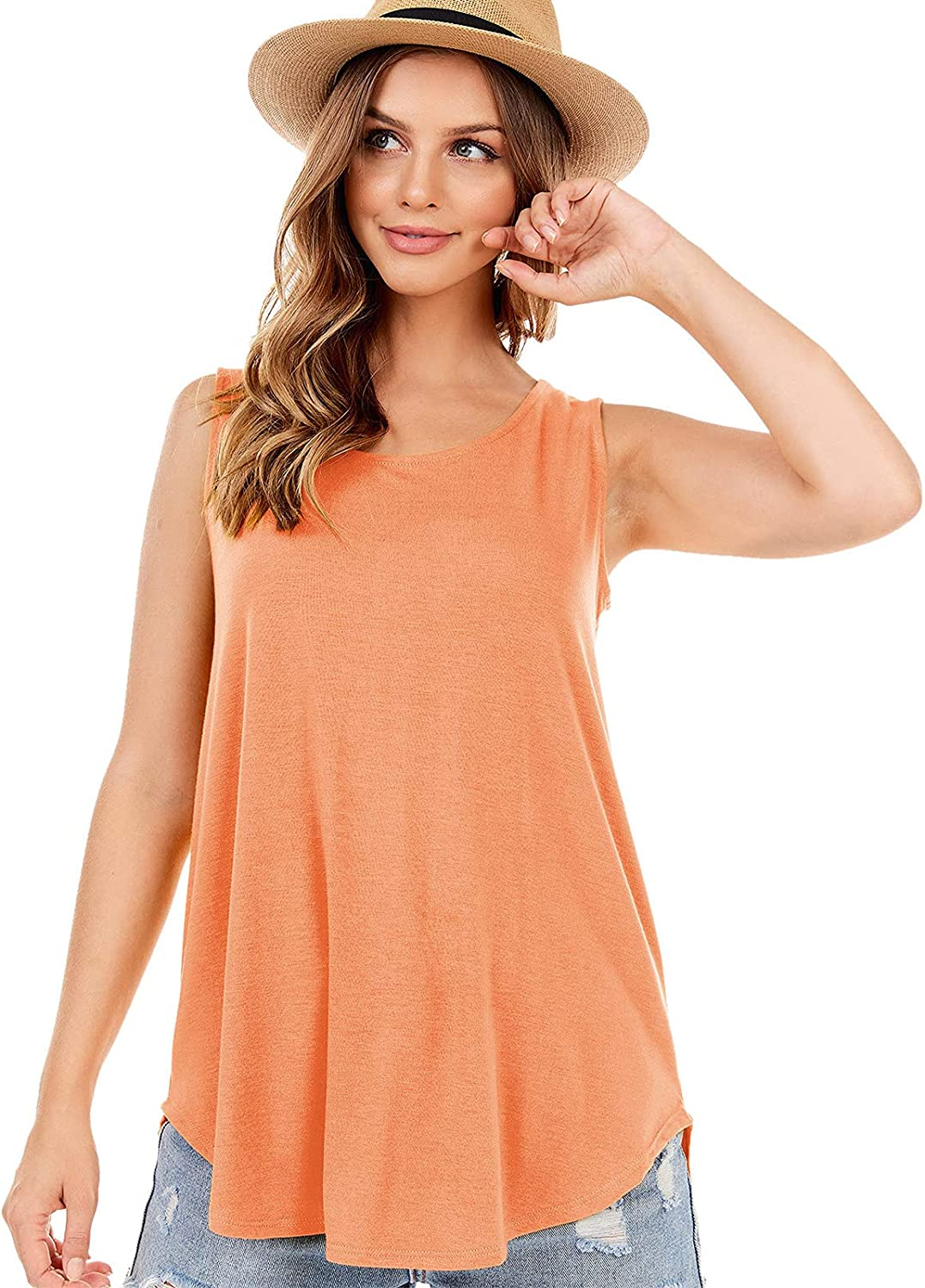 Aukbays Womens Summer T Shirts Short Sleeve Round Neck Solid Color Tunic Blouse Strappy Cold Shoulder Tops Shirt