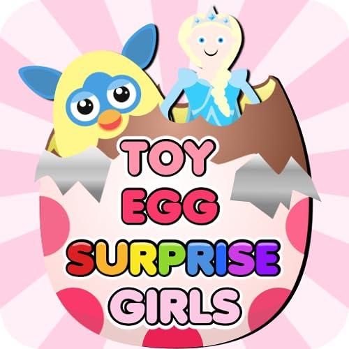 Toy Egg Surprise Girls – Princess and Unicorn Pony Surprise Eggs!