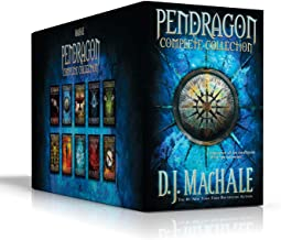 Pendragon Complete Collection: The Merchant of Death; The Lost City of Faar; The Never War; The Reality Bug; Black Water; ...