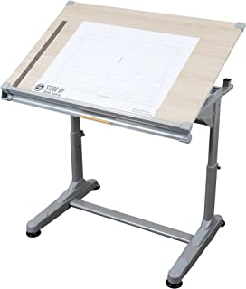 Stand Up Desk Store Height Adjustable Drawing and Drafting Table with 39.2