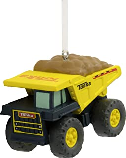 Hallmark Christmas Ornaments, Tonka Dump Truck Ornament