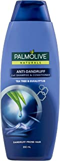 Palmolive Naturals Anti-Dandruff 2in1 Shampoo & Hair Conditioner Tea Tree & Eucalyptus 350mL