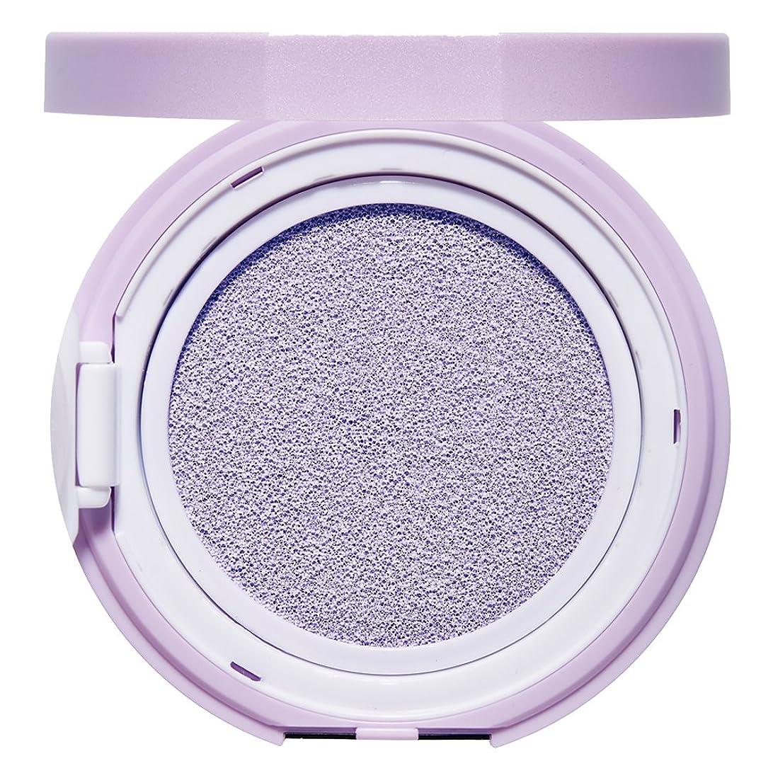 相対的植物学者楽しませるエチュードハウス(ETUDE HOUSE) エニークッション カラーコレクター Lavender[化粧下地、コントロールカラー、紫、パープル]