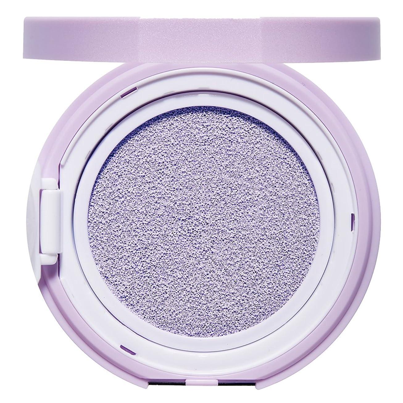 歯痛不承認歪めるエチュードハウス(ETUDE HOUSE) エニークッション カラーコレクター Lavender[化粧下地、コントロールカラー、紫、パープル]