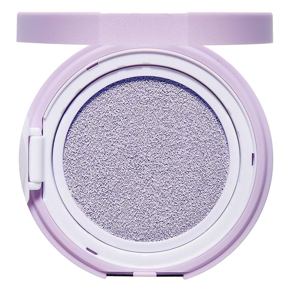 公使館パッドブリークエチュードハウス(ETUDE HOUSE) エニークッション カラーコレクター Lavender[化粧下地、コントロールカラー、紫、パープル]