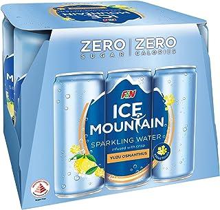 Ice Mountain Sparkling Yuzu Osmanthus 6S Cans