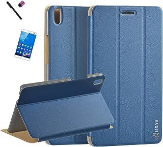 Huawei Mediapad T2 8.0 pro ケース Mediapad T2 8.0 pro カバー 専用 保護ケース プレミアムレザー 三つ折 スタンド機能が付き 超薄型 最軽量 全面保護型 9色可選 おしゃれケース