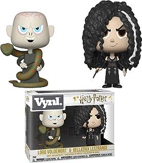 "Funko pop 32780 Vynl 4"" 2-Pack Harry Potter Bellatrix & Voldemort Vynl 4"" 2-Pack ,Multi"