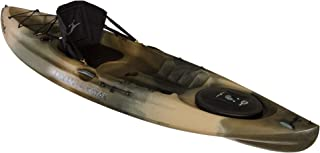 Ocean Kayak Caper Angler One-Person Sit-On-Top Fishing Kayak, Brown Camo, 11 Feet