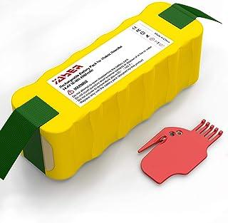 YABER Batería para iRobot Roomba 4500mAh Ni-MH Bateria Compatible con iRobot Roomba Series 550 620 630 650 770 500 600 700 800