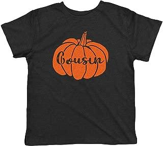 Cousin Pumpkin Toddler, Pumpkin Family, Kids Halloween Shirt, Toddler Halloween Top, Funny Kids Halloween Shirts, Cousin Pumpkin Toddler