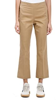 MANILA GRACE Luxury Fashion Womens P251PUMD700 Beige Pants | Fall Winter 19