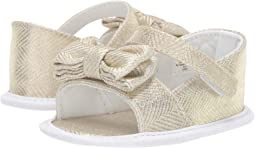 Peep-Toe Espadrille with Bow - Waddle (Infant)