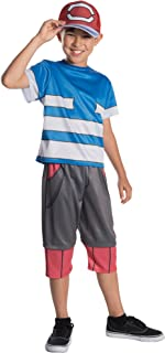 Rubie's Child's Pokemon Ash Costume, X-Large