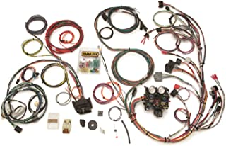 Painless 10111 Direct Fit Jeep YJ Harness (1987-1991, 23 Circuits)