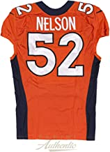 Corey Nelson Game Worn Denver Broncos Jersey and Pant Set From 10/23/2014 vs the San Diego Chargers ~Limited Edition 1/1~ - Panini Authentic - Panini Certified