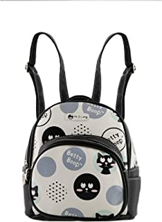 Fashion Mini Backpack For Women and Girls. Multifunction (Casual purse/School bag/Travel bag)