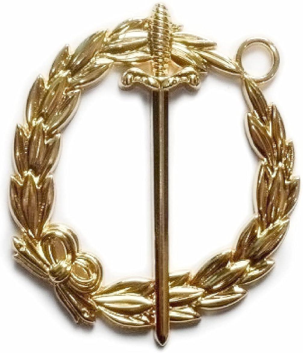 Masonic Collar Grand Lodge Jewel - Tyler/Tiler/Outer Guard