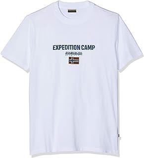 Sonthe Bright White Camiseta para Hombre