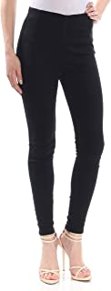 Free People Womens Denim Ultra High Rise Skinny Jeans