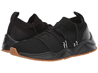 Champion Rally Hype Lo (Black/White) Men