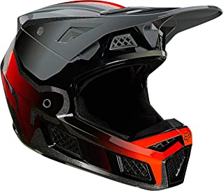 FOX V3 RS Wired Motocross Helm Grau XL 61/62