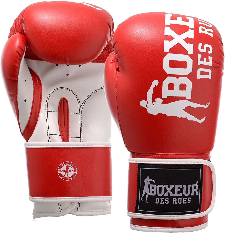 BOXEUR DES RUES - Impact Logo O Gloves Boxing Columbus Mall Ranking TOP19 Unisex Sinthetic 8