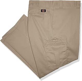 dickies Men's Regular Straight Stretch Twill Cargo Pant Big-Tall