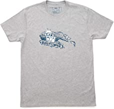 YETI Unisex Fishing Bear Short Sleeve T-Shirt