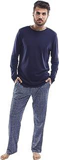 "Sponsored Ad - jijamas Incredibly Soft Pima Cotton Men's Pajamas Set - ""The Weekender"""