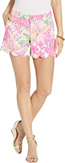 Women's Buttercup Stretch Shorts Resort White Koala Me Maybe 0 5