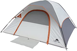 OZARK Trail Family Cabin Tent (Orange/Gray, 3 Person)