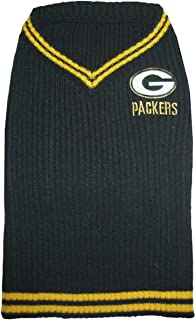 NFL Green Bay Packers Pet Sweater, Small