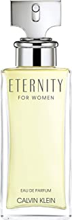 Calvin Klein Eternity Eau de Parfum Spray para mujeres 1 paquete (1 x 100 ml)