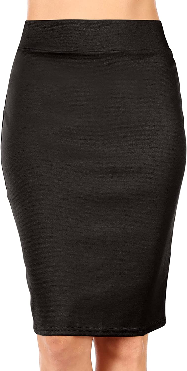 Reg and Free shipping Popular standard Plus Size Pencil Skirts for Work Women Knee. The Below W