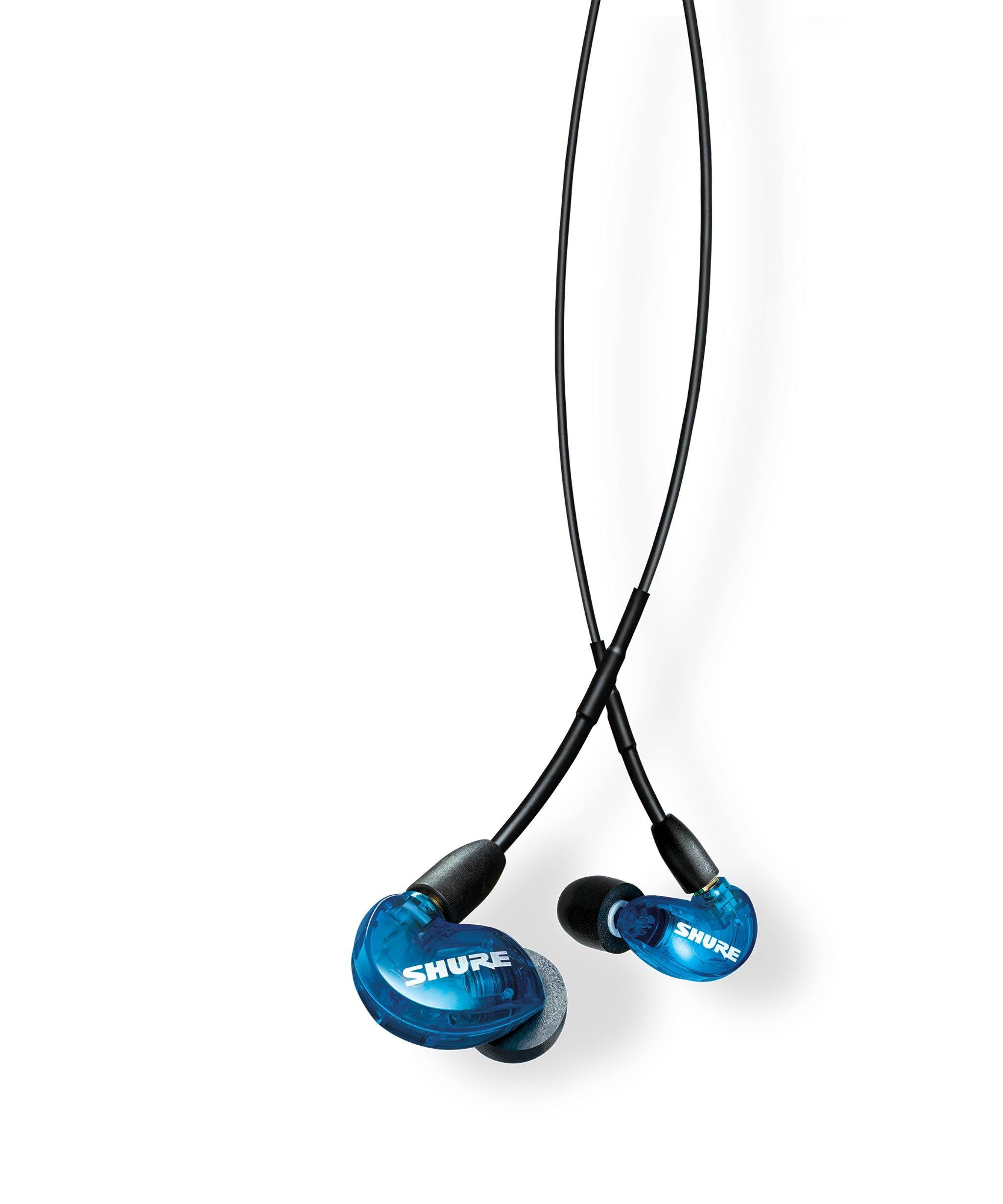 Shure SE215SPE B UNI Special Isolating Earphones