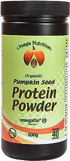 Organic Pumpkin Seed Protein Powder by Omega Nutrition