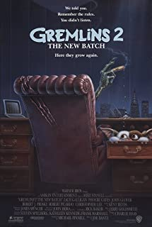 Gremlins 2: The New Batch 1990 Authentic 27