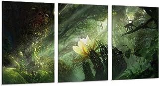 Deviantart Nature Insolite Arbre Vert Poster Art Art Tableau Tableau Moderne Bureau Famille Chambre Décoration Posters Cad...