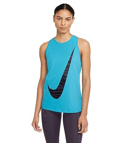 Nike Dry Tank Dri-FIT Cotton Icon Clash