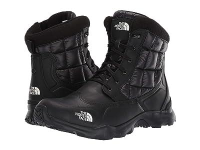 The North Face ThermoBall Boot Zipper (TNF Black/TNF White) Men