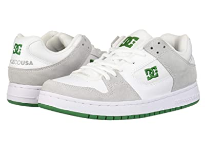 DC Manteca (White/Green) Men