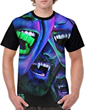 Men's What We Do in The Shadows Cool Short Sleeve T-Shirt Print T-Shirt