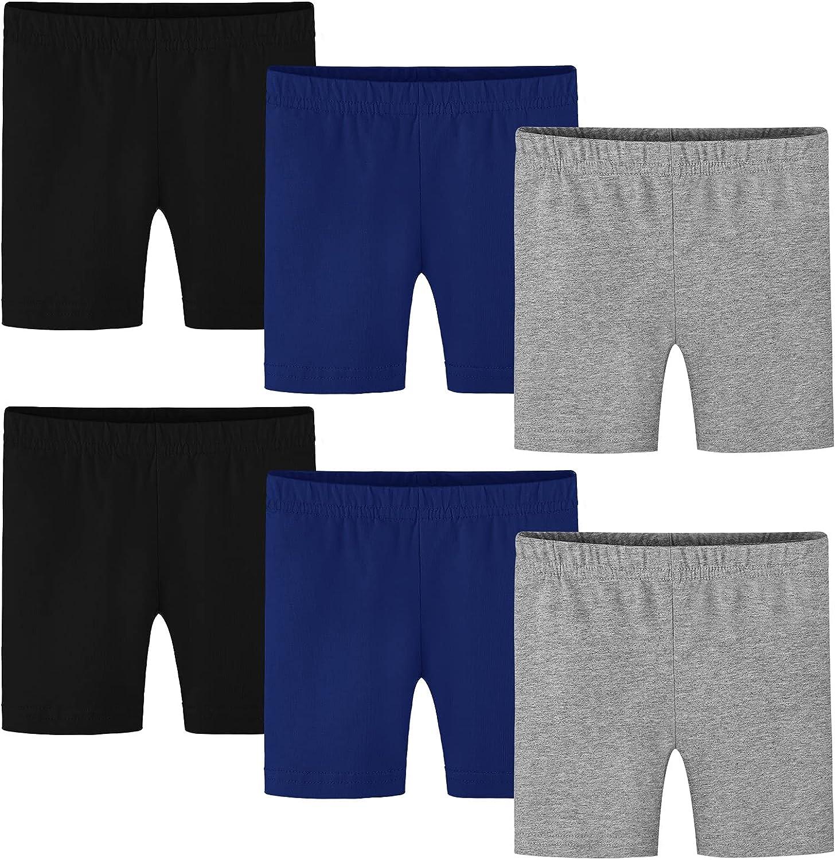 Ruisita 6 Pack Cotton Short Dancewear S Bike Tights Max 50% Finally resale start OFF Shorts