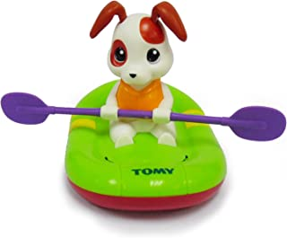 TOMY Toomies Paddling Puppy - Motorised Bath Toy - Suitable From 10 Months