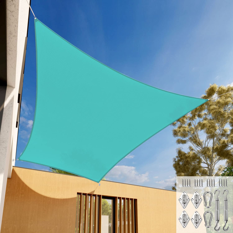EK Sunrise 21' 公式サイト x Turquoise Green Edge Rectangle Sun Curve 推奨 S