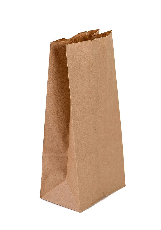 EcoQuality 1000 Popular Mini Brown Kraft Paper - lb 1 Small Genuine Free Shipping Bag