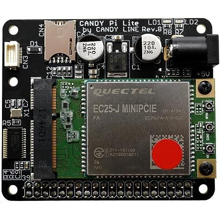CANDY Pi Lite+ D (3G/4G LTE Cat.4/GNSS)